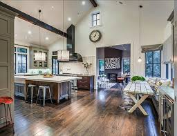 Transitional Kitchen Design Ideas With Industrial Vintage Decor