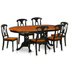 August Grove Pilcher Modern 7 Piece Dining Set Finish: Black ... Cophagen 3piece Black And Cherry Ding Set Wood Kitchen Island Table Types Of Winners Only Topaz Wodtc24278 3 Piece And Chairs Property With Bench Visual Invigorate Sets You Ll Love Walnut Tables Custmadecom Cafe Back Drop Leaf Dinette Sudo3bchw Sudbury One Round Two Seat In A Rich Finish Sabrina Country Style 9 Pcs White Counter Height Queen Anne Room 4 Fniture Of America Dover 6pc Venus Glass Top Soft