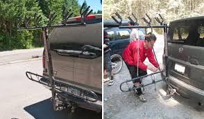 100 Bike Rack For Truck Hitch Shopping For A Hitch Rack The Northshore 6