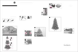 Ge Pre Lit Christmas Trees 9ft by Ge 26765hd Instructions Assembly