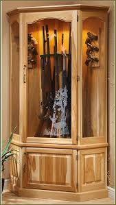 14 Gun Cabinet Walmart by Wood Gun Cabinets Walmart Best Home Furniture Decoration
