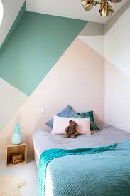 peinture chambre d enfant pellmell créations des murs originaux dans une chambre d enfant