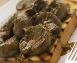 cuisiner les rognons de veau rognons de veau sauce madère recette de rognons de veau sauce