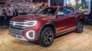 2019 Volkswagen Tanoak, The Volkswagen Truck - YouTube