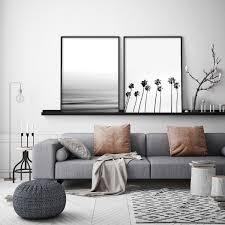 Set Of 2 Wall Art Beach And Coastal Tropical Prints Etsy
