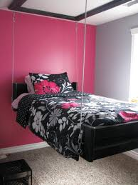 Large Size Of Black And Pink Bedroom Ideas Create Elegant Look For Your With