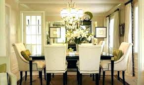 Pretty Dining Rooms Room Table Settings Gorgeous Tables For More Chandelier Ideas Your Here