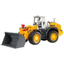 100 Bruder Mack Granite Liebherr Crane Truck Toys Articulated Road Loader Toy