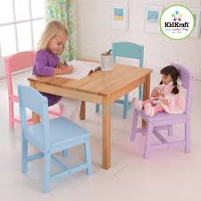 Kidkraft Farmhouse Table And Chair Set Walmart by Furniture Beautiful Toddler Dining Chairs Pictures Contemporary
