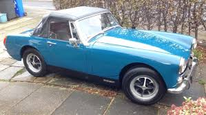 Absolutely Beautiful Early MG Midget With Round Wheel Arches ...