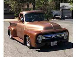 1955 Ford F100 For Sale   ClassicCars.com   CC-965080 1955 Ford F100 For Sale 2047335 Hemmings Motor News Cars F250 Parts Or Restoration Truck Enthusiasts Forums For Sale Autabuycom Gateway Classic Indianapolis 275ndy F800 Wheeler Auctions Panel F270 Kissimmee 2015 Pickup 566 Dyler Blue Front Angle Wallpapers Vehicles Hq Pictures Custom Frame Off Restored Ac Corvette 1963295