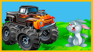 100 Monster Truck Kids Vans For Youngsters COMPILATION Studying Construct A