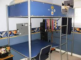 bunk beds twin over queen bunk bed walmart ikea stora loft bed