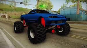 Nissan Skyline R32 Pickup Monster Truck For GTA San Andreas Gta Gaming Archive Stretch Monster Truck For San Andreas San Andreas How To Unlock The Monster Truck And Hotring Racer Hummer H1 By Gtaguy Seanorris Gta Mods Amc Javelin Amx 401 1971 Dodge Ram 2012 By Th3cz4r Youtube 5 Karin Rebel Bmw M5 E34 For Bmwcase Bmw Car And Ford E250 Pumbars Egoretz Glitches In Grand Theft Auto Wiki Fandom Neon Hot Wheels Baja Bone Shaker Pour Thrghout
