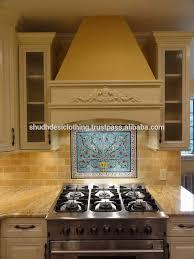 Luxury Kitchen Decor Tiles Jaipur Blue Pottery