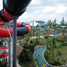 Liburan Ke Jogja Cobalah Bay Pirates Adventure Waterpark