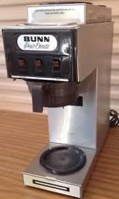Used Bunn Coffee Maker