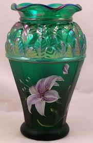 Fenton Burmese Fairy Lamp by 71 Best Fenton That Doesn U0027t Fit Images On Pinterest Rose Bowl