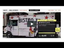 Smallknot Bistro Truck On Vimeo Ducato Food Truck Restaurant Catering Stars In The Street Silver Bistro Traveler Foodie Indianapolis Scene Big Rons Tasty Eating Jacksonville Food Truck Shut Down Wjaxtv Tapsilog San Jose Trucks Roaming Hunger Wraps Designs Costs Gatorwraps Highway Kabobery Home Facebook Vehicle Graphics Mustang Signs Kennewick Sign Company