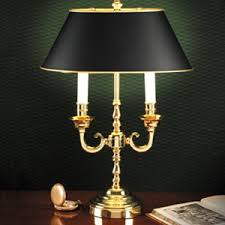 Crate And Barrel Sterling Desk Lamp by Double Brass Candelabra Lamp Bouillotte Lamp Chandelier