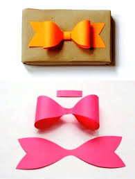 Paper Cutting Designs For Decoration Easy Bows Wall