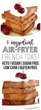Air-Fryer Vegan French