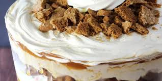 Pumpkin Mousse Brownie Trifle by Trifle Recipes That Will Do All The Work For You Huffpost