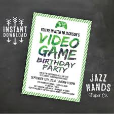 Printable Video Game Birthday Invitation Template | DIY | Video ... 15 Best Laser Tag Party Images On Pinterest Tag Party Emoji Invitations Template Printable Theme Invite Game Tylers Video Truck Plus A Minecraft Freebie Robot Birthday Omg Free Inflatables Mobile Parties Invitation Design Monster Carnival Printables Circus Amazoncom Fill In My Little Pony Dolanpedia