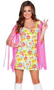Womens Retro Costumes