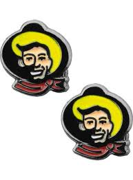 State Fair Of Texas R Big Tex Earrings