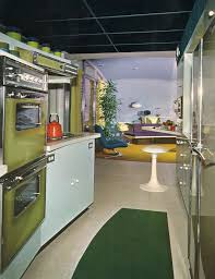 Space Age 60s Interior Design Retro KitchensModern