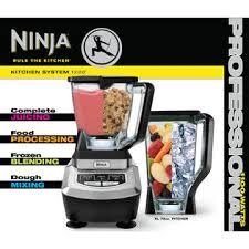 Ninja BL700 Kitchen System 1200 4