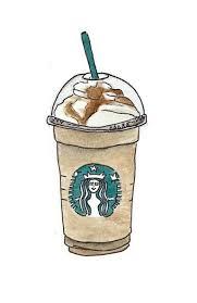 Drawn Coffee Starbucks Tumblr Transparent
