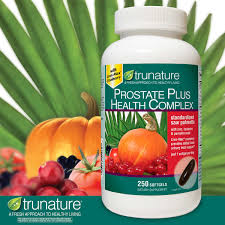 Pumpkin Seed Oil Shrink Prostate by Trunature Prostate Health Complex 250 Softgels