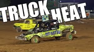 TRUCK HEAT   Washington County, Utah Demolition Derby 2017 - YouTube