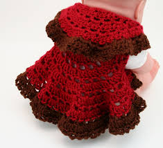 pdf digital pattern baby circle shrug crochet baby sweater pattern