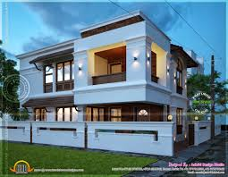 Simple Flat Roof House In Kerala Home Design And Floor Plans ... 1000 Images About Home Designs On Pinterest Single Story Homes Charming Kerala Plans 64 With Additional Interior Modern And Estimated Price Sq Ft Small Budget Style Simple House Youtube Fashionable Dimeions Plan As Wells Lovely Inspiration Ideas New Design 8 October Stylish Floor Budget Contemporary Home Design Bglovin Roof Feet Kerala Plans Simple Modern House Designs June 2016 And Floor Astonishing 67 In Decor Flat Roof Building