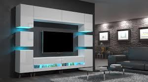 heidi n36 modernes wohnzimmer wohnwand wohnschrank schrankwand möbel