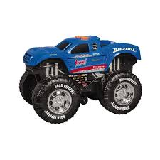 Road Rippers Bigfoot Wheelie Monster Truck With Motorised Light And ...