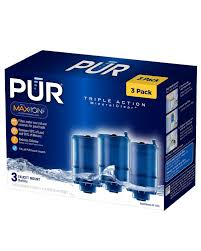 Pur Advanced Faucet Water Filter Adapter by Pur Rf 9999 Mineralclear Faucet Replacement Water Filter Refill 3
