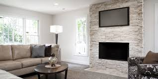 Awkward Living Room Layout With Fireplace by Stop Hanging Your Television Over Your Fireplace
