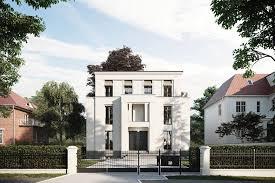 klassizistische neubauvilla mit engel völkers berlin