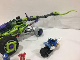 100 Fangpyre Truck Ambush LEGO 9445 Ninjago NOT Complete 673419165495 EBay