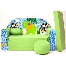 canape enfant canape sofa enfant 2 places convertible zoo afrique achat prix