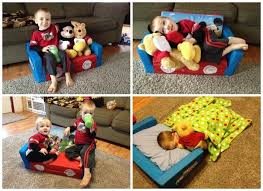 Mickey Mouse Clubhouse Toddler Bed by Mickey Mouse Clubhouse Flip Open Sofa With Slumber Bed Scifihits Com