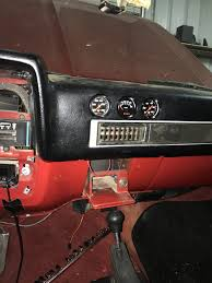 Dash Mounted Aftermarket Gauges | GM Square Body - 1973 - 1987 GM ... Gmpelvan Gallery Pics Of Leveling Kits With Stock Wheels 2014 2018 Chevy Need Wiring Diagram 1994 Park Avenue Ultra Fuel Pump Relay Gm Forum Project Blue Gmt400 The Ultimate 8898 Gm Truck 1977 Vacuum Ac Lines Page 2 Square Pstriping And New Mudflaps Club Dash Mounted Aftermarket Gauges Body 1973 1987 Static Obs Thread8898 4 Gmc 209 Rim Fits Trucks Gmc Sierra Style Satin Black 20 Wheel 5668 Lifted 7 Complete 7387 Diagrams
