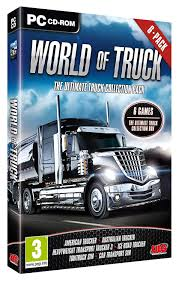 100 Trucking Games For Pc World Of Truck The Ultimate Truck Collection 6 Pack PC CD