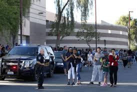 Police: 1 Man Dead In North Las Vegas School Shooting | News ...
