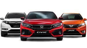 Browse our range of Honda Cars & Find a Dealer