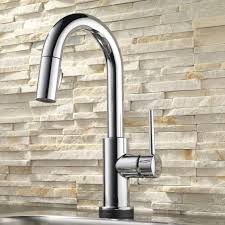 Menards Brushed Nickel Kitchen Faucets by Kitchen Faucets Menards With Cabinets And Black Countertop For